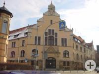 Dienstgebäude Bismarckstraße 47