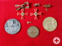 Auszeichnungen von Lisel Zweigle